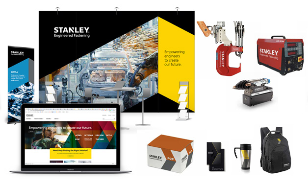 STANLEY Engineered Fastening - Brand Announcement