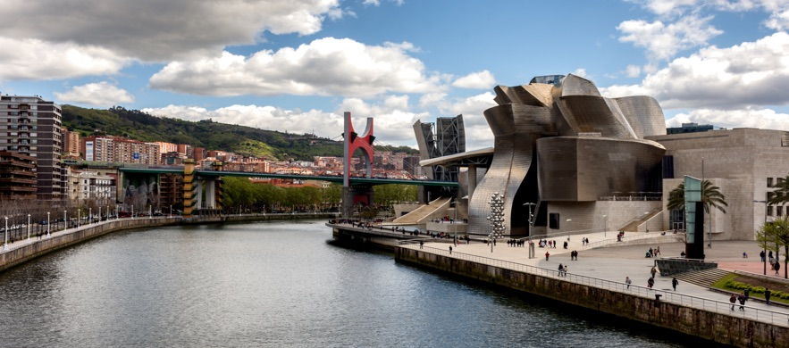 Nelson® Fasteners in the Guggenheim Bilbao