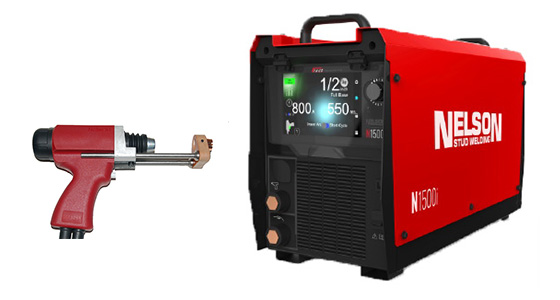 Nelson® Stud Welding Equipment