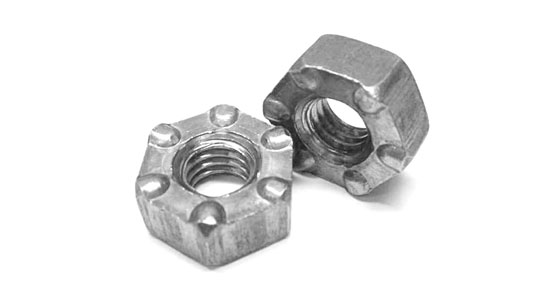 Gripco® Countersunk Weld Nuts