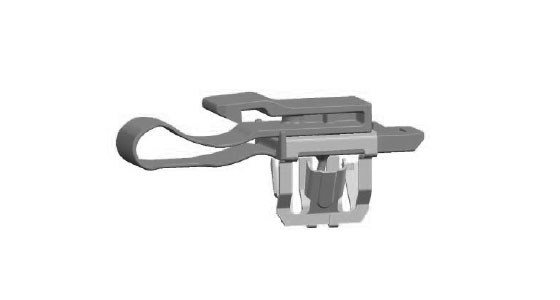 Warren® Tether Clips
