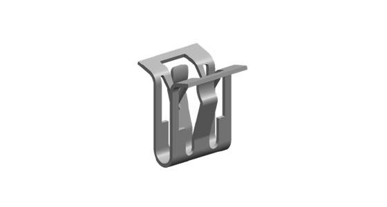 Metal Clips Fastener Clips Hidden Fasteners Retention