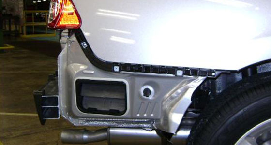 Warren<sup>®</sup> Bumper Spacers