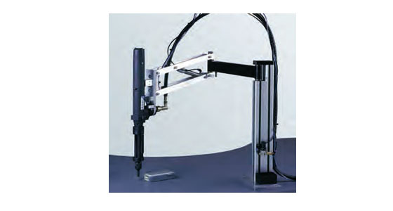 avdel single-head workstation for speed fasteners