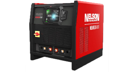 nelweld stud welding equipment