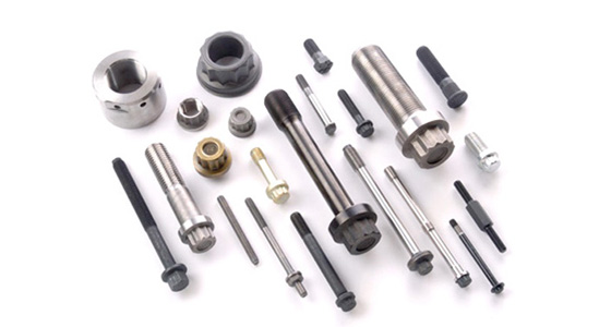 critical machined parts