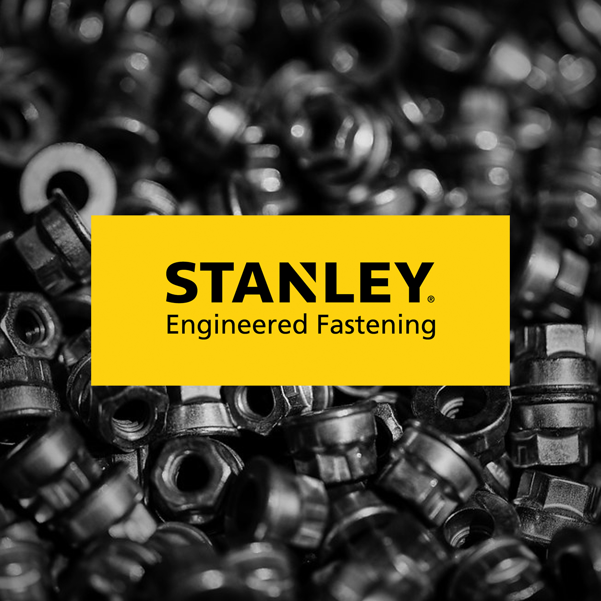 STANLEY® Engineered Fastening | Precision Fastening and